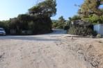Pláž Fourni - ostrov Rhodos foto 4