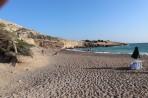 Pláž Fourni - ostrov Rhodos foto 11
