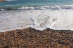 Pláž Fourni - ostrov Rhodos foto 15