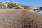 Pláž Fourni - ostrov Rhodos foto 16