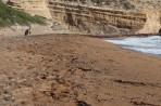 Pláž Fourni - ostrov Rhodos foto 17