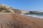 Pláž Fourni - ostrov Rhodos foto 18