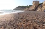 Pláž Fourni - ostrov Rhodos foto 19