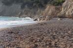 Pláž Fourni - ostrov Rhodos foto 20