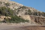 Pláž Fourni - ostrov Rhodos foto 24