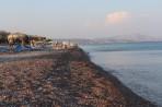 Pláž Gennadi - ostrov Rhodos foto 17