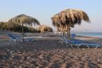 Pláž Gennadi - ostrov Rhodos foto 20
