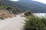 Pláž Glyfada (Glifada) - ostrov Rhodos foto 1