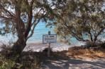 Pláž Glyfada (Glifada) - ostrov Rhodos foto 2