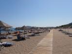 Pláž Faliraki - ostrov Rhodos foto 11