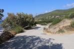 Pláž Glyfada (Glifada) - ostrov Rhodos foto 3