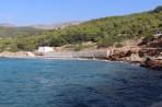Pláž Glyfada (Glifada) - ostrov Rhodos foto 18