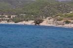 Pláž Glyfada (Glifada) - ostrov Rhodos foto 21