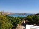 Pláž Megali Paralia (Lindos) - ostrov Rhodos foto 3