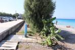 Pláž Ialyssos (Ialissos) - ostrov Rhodos foto 3