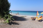 Pláž Ialyssos (Ialissos) - ostrov Rhodos foto 4