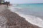 Pláž Ialyssos (Ialissos) - ostrov Rhodos foto 7