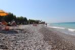Pláž Ialyssos (Ialissos) - ostrov Rhodos foto 8