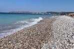 Pláž Ialyssos (Ialissos) - ostrov Rhodos foto 9