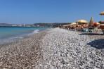 Pláž Ialyssos (Ialissos) - ostrov Rhodos foto 11