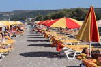 Pláž Ialyssos (Ialissos) - ostrov Rhodos foto 12