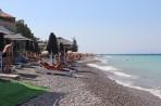 Pláž Ialyssos (Ialissos) - ostrov Rhodos foto 15