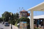 Pláž Ialyssos (Ialissos) - ostrov Rhodos foto 19