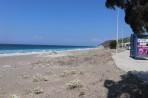 Pláž Ixia - ostrov Rhodos foto 2