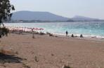 Pláž Ixia - ostrov Rhodos foto 6