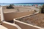 Pláž Ixia - ostrov Rhodos foto 8