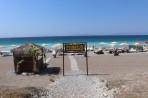 Pláž Ixia - ostrov Rhodos foto 10