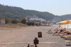 Pláž Ixia - ostrov Rhodos foto 14