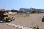 Pláž Ixia - ostrov Rhodos foto 15