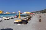 Pláž Ixia - ostrov Rhodos foto 17