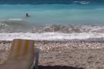Pláž Ixia - ostrov Rhodos foto 19