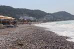Pláž Ixia - ostrov Rhodos foto 23
