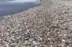 Pláž Ixia - ostrov Rhodos foto 24