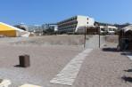 Pláž Ixia - ostrov Rhodos foto 25