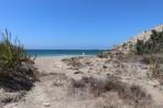 Pláž Kalamos - ostrov Rhodos foto 1