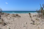 Pláž Kalamos - ostrov Rhodos foto 2