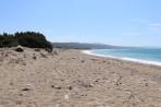 Pláž Kalamos - ostrov Rhodos foto 3