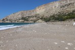 Pláž Kalamos - ostrov Rhodos foto 4