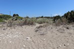 Pláž Kalamos - ostrov Rhodos foto 6
