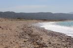 Pláž Kalamos - ostrov Rhodos foto 8
