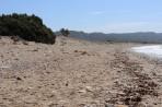Pláž Kalamos - ostrov Rhodos foto 9
