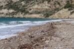 Pláž Kalamos - ostrov Rhodos foto 10