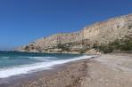 Pláž Kalamos - ostrov Rhodos foto 11