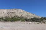 Pláž Kalamos - ostrov Rhodos foto 12
