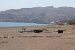 Pláž Kalathos - ostrov Rhodos foto 4