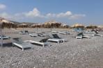 Pláž Kalathos - ostrov Rhodos foto 15